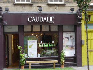 Caudalie Monmouth Street Covent Garden