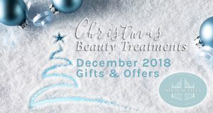 christmas beauty treatments 2018